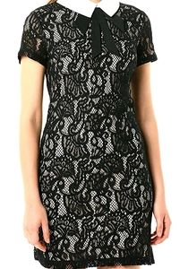 Betsey Johnson Black Lace Dress NWT